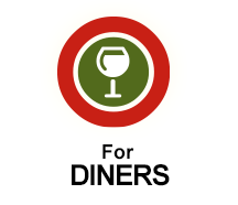 Signup to diners